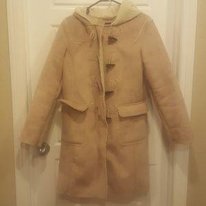 Gap warm coat size medium
